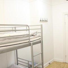 Birka Hostel Стандартный номер с различными типами кроватей (общая ванная комната) фото 3