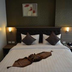 Picnic Hotel Bangkok 3* Стандартный номер с различными типами кроватей фото 7