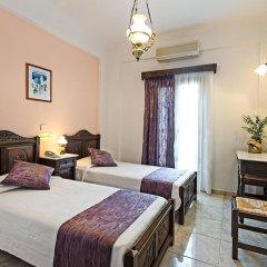 Отель Astir Thira 2* Стандартный номер с различными типами кроватей фото 4