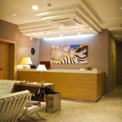 Отель Main Street Италия, Римини - отзывы, цены и фото номеров - забронировать отель Main Street онлайн интерьер отеля