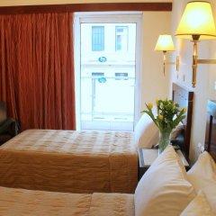 Pythagorion Hotel 3* Стандартный номер с разными типами кроватей фото 3