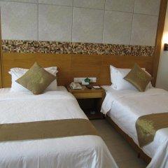 Отель Sanya Jinglilai Resort 5* Стандартный номер с различными типами кроватей фото 3