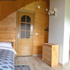 Гостиница Вилла Речка Стандартный семейный номер с двуспальной кроватью фото 9