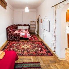 Гостиница Historical Center of Lviv комната для гостей фото 4