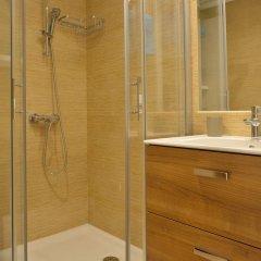 Отель Exclusivo Chalet en Isla de la Toja ванная фото 2