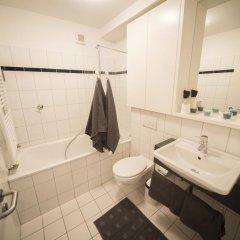 Отель A&M Flat Diamond Кёльн ванная