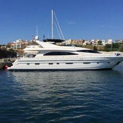 Отель Beyond the Sea Yacht Испания, Барселона - отзывы, цены и фото номеров - забронировать отель Beyond the Sea Yacht онлайн приотельная территория