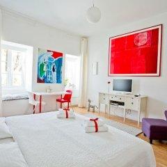 Отель Rooms Zagreb 17 4* Номер Делюкс с различными типами кроватей фото 11