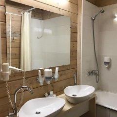 Baikal View Hotel 3* Люкс с различными типами кроватей фото 10