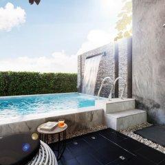 Отель The 8 Pool Villa 3* Вилла с различными типами кроватей фото 8