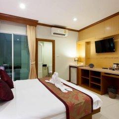 Nailons Hotel 3* Улучшенный номер с различными типами кроватей фото 5