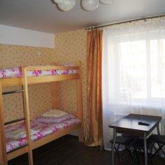Иркутск хостел на Байкальской Кровать в общем номере с двухъярусной кроватью фото 2