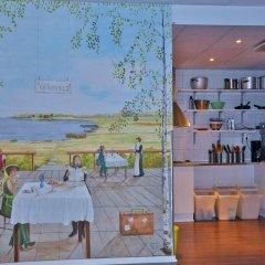 Отель Göteborg Hostel Швеция, Гётеборг - отзывы, цены и фото номеров - забронировать отель Göteborg Hostel онлайн питание фото 2