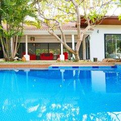 Отель Villa Tortuga Pattaya 4* Вилла с различными типами кроватей фото 21