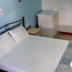 Galini Hotel Стандартный номер с различными типами кроватей фото 10