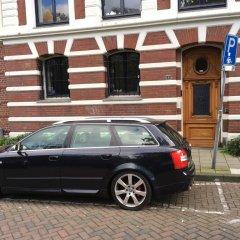 Отель Vondelparkmuseum B&B Нидерланды, Амстердам - отзывы, цены и фото номеров - забронировать отель Vondelparkmuseum B&B онлайн парковка