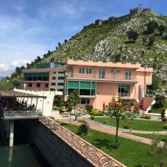 Отель Luani A Hotel Албания, Шенджин - отзывы, цены и фото номеров - забронировать отель Luani A Hotel онлайн приотельная территория