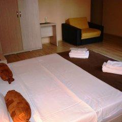 Отель Nitsa Стандартный семейный номер с двуспальной кроватью фото 3