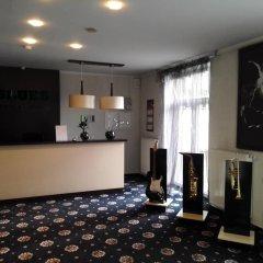 Гостиница Блюз интерьер отеля фото 3