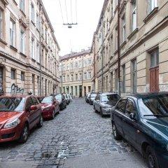 Апартаменты Queens Apartments парковка