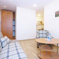 Hotel Avitar 3* Апартаменты с различными типами кроватей фото 16
