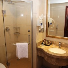 Oriental Garden Hotel 4* Улучшенный люкс с различными типами кроватей фото 4