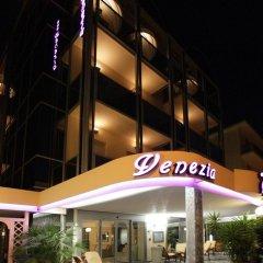 Hotel Venezia вид на фасад фото 11