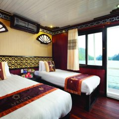 Отель Halong Apricot Cruise комната для гостей фото 5