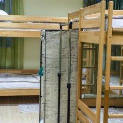 Баллет Хостел Кровать в общем номере с двухъярусной кроватью фото 14