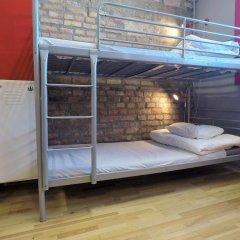 New World St. Hostel Кровать в общем номере фото 3