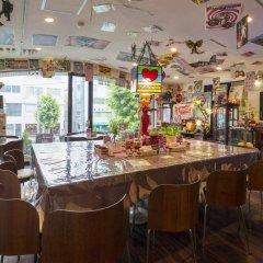 Hotel Kuramae гостиничный бар