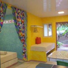 Отель Sunset Hill Lodge 4* Семейная студия с двуспальной кроватью фото 8