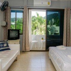 Отель Allstar Guesthouse 2* Номер Делюкс разные типы кроватей фото 5