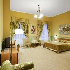 Гостиница Фраполли 4* Улучшенный номер разные типы кроватей фото 6