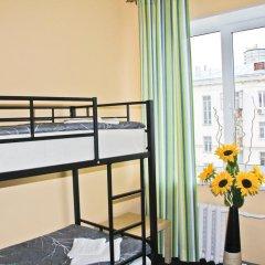 АЛЛиС-ХОЛЛ Хостел Кровать в женском общем номере с двухъярусными кроватями фото 10