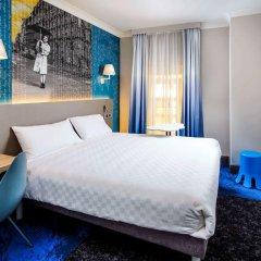 ibis Styles Manchester Portland Hotel (Newly refurbished) 3* Стандартный номер с двуспальной кроватью