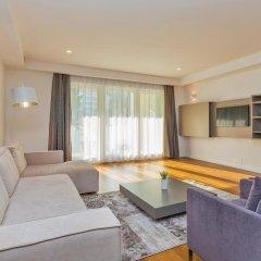 Отель Dubrovnik Luxury Residence-L`Orangerie 4* Улучшенные апартаменты с различными типами кроватей фото 8