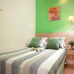 Отель Hostal Felipe 2 Стандартный номер с различными типами кроватей фото 2