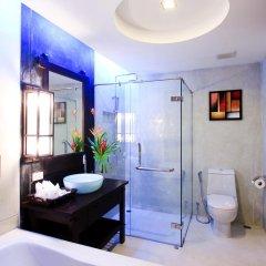 Отель Ao Nang Phu Pi Maan Resort & Spa 4* Номер Делюкс с различными типами кроватей фото 2