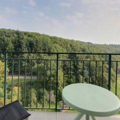 Отель Akzent Waldhotel Rheingau балкон