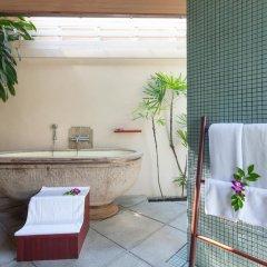 Отель Dewa Phuket Nai Yang Beach 5* Номер Делюкс двуспальная кровать фото 2