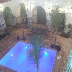Отель Dar Moulay Ali Марракеш бассейн фото 3