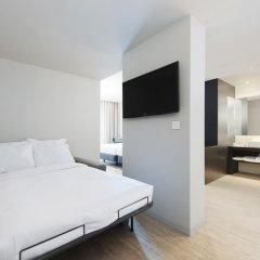 TRYP Lisboa Aeroporto Hotel 4* Стандартный семейный номер с двуспальной кроватью фото 2