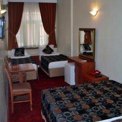 Topkapi Sabena Hotel 3* Стандартный номер с различными типами кроватей фото 5