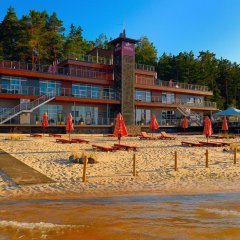 Отель Light House Jurmala Юрмала пляж