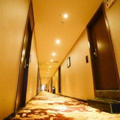 Отель Insail Hotels Railway Station Guangzhou 3* Номер Делюкс с двуспальной кроватью фото 26