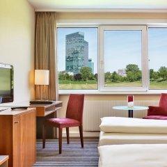 Austria Trend Hotel Bosei Wien 4* Представительский номер с различными типами кроватей фото 3