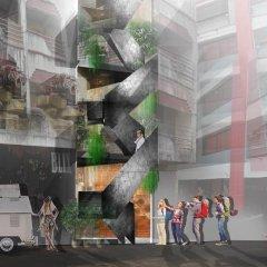 Wire Hostel Patong парковка