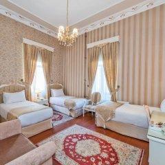 Enderun Hotel Istanbul 4* Номер Делюкс с различными типами кроватей фото 4