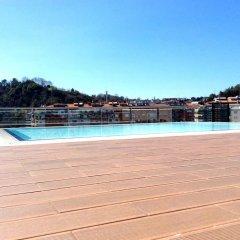 Отель Urumea Испания, Сан-Себастьян - отзывы, цены и фото номеров - забронировать отель Urumea онлайн бассейн